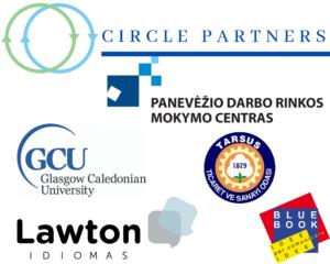 The partners' logo